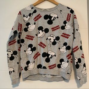 H&M | Mickey Mouse Sweatshirt